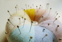 Pin cushions / by Anette Linnea