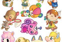 Animal Crossing :D / Juego animal crossing new leaf