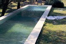 Piscine et bassin