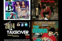 ILL Entertainment We Break Records / Website