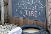RV Property Ideas / by Stephanie Macdougall