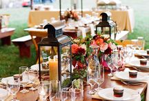 Tablescape Inspiration / by Cara Carr