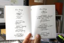 mini diary reviews / by marta dansie