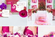 Colour Pop Wedding Ideas