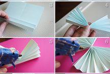 Hajtogatás, origami