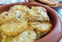 Patatas mallordomo