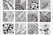 Estampados Zentangle