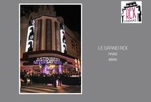 Facade video Le Grand Rex