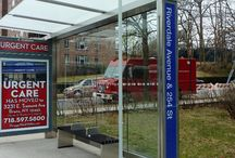Bus Shelter Advertising / Get seen and be heard every day with a Bus Shelter Ad placed by InspiriaMedia