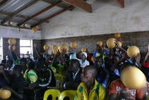 Empowering Through Sports / Using sports to empower people around the globe, JBF Worldwide has partnered with One World Futbol Project to bring virtually indestructible soccer balls to organizations working with youth in developing countries. The organizations work to inform youth about education, HIV/AIDS prevention, and more.