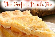 Pies / Peach pie