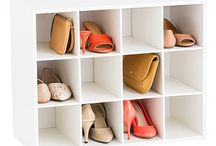closet organization / by Sarah Baker