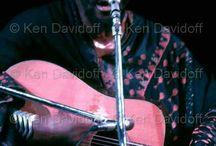 Richie Havens classic rock photos /  Richie Havens classic rock photographs
