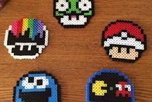 mushrooms pixel