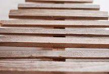 xmas tree wooden