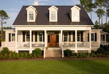 Exquisite Exteriors / The exterior of your house greets you, your friends and family every day. H.J. Holtz & Son will carefully prepare the surfaces, safeguard your landscaping, and provide long lasting beauty and protection to your home through our residential painting expertise.