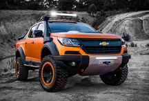 4WD & Truck Chevrolet