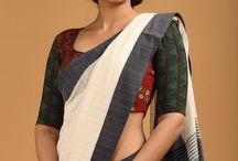 casual sarees