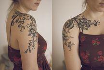 Tattoos / Tattoos that inspire my future ink.