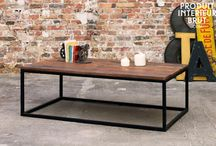 Furniture for a typical American Loft style / decoration, furniture, Loft style, industrial furniture, big rooms