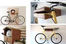 Biciklitartó