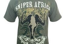 T-Shirt Designs / Sniper T-Shirt Design