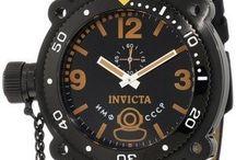 Invicta Signature Watches / Invicta Signature Lefty Russian Divers 7271 Men's Watch http://bit.ly/1L6XP8O