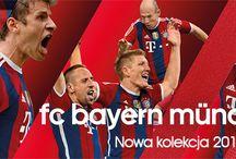 Nowa kolekcja FC Bayern Monachium, jesteś fanem tej drużyny? / Zobacz to: http://yesfootball.pl/search.php?text=bayern