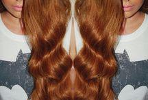 Hair style..
