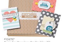 Stampin' Up! Kits / by DOstamping With Dawn