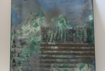 emwStudio / All encaustic, all the time! / by Erin Walrath