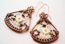 Steampunk Jewellery / Put a bit of steam in your jewellery