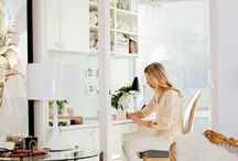 Home Office Designs/Ideas / by Olivia Kim