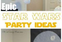 star wars parti