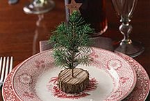 Holiday Pinspiration / Here at Farmhouse Fabrics, Christmas is our favorite time of year. Let's all get inspired!