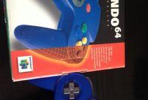 N64 controller / Nintendo