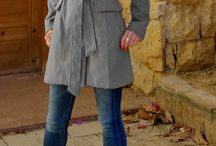 pomysły na płaszcz