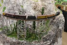 O gauge Trains / Lionel, MTH, Williams, Weaver, Atlas O trains and layouts  / by Keith Moody