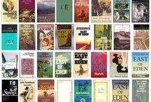 Books: take me away! / by Elizabeth Rischar