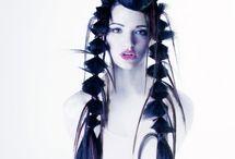 Incredible hair art