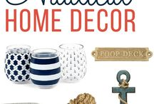 Nautical Holiday Ideas / Yacht charter and nautical holiday decorations, crafts, ideas, and projects.