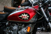 B.S.A. / by caferacercult.gr
