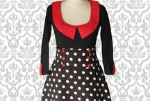 Conjuntos. Looks Pin Up. / OUTFITS PIN UP