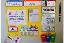 back to school + bulletin board ideas