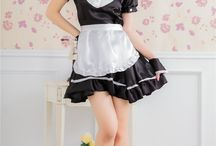 love French Maid Dresses