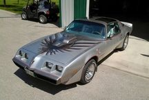 Pontiac Trans Am second gen / by Kevin Johnson