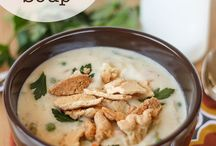 soups / by Anne DeCarlo