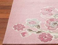 Trees and Flowers / Decorate your nursery or little girl's room with trees and flowers. / by weeDECOR