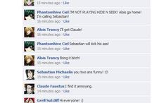 Black butler / Black butler stuff