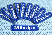 München Munich Minga Monaco / München ist keine Stadt, sondern ein Gefühl!